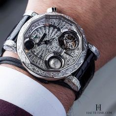 Thanks @graffabudhabi Great shot from @hautetimeuae of the MasterGraff GyroGraff in full diamond and white gold. Featuring a horologically innovative moon phase indicator and a manual winding double-axis tourbillon.  #GraffDiamonds #GraffAD #MasterGraff #GyroGraff #MoonPhase #Tourbillon #Watch #WatchMaking #WatchCollector #WristWatch #TimePiece #Horophile #Horology #LuxuryWatches #AbuDhabi #UAE