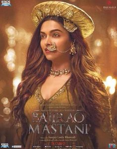 Deewani Mastani | Everything about this song is perfect... Deepika Padukone's hairstyle, clothing, accessories, makeup, everything. The background set to the national award winning dance moves were a treat. Shreya Ghoshal made it EVEN MORE perfect by lending her beautiful voice to this song.