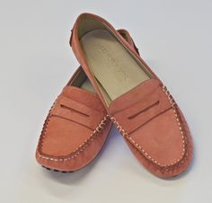 Murray's Toggery Shop — Nantucket Red Collection Driving Moccasins (available in Nantucket Red, Midnight or Saddle)