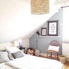 Traumtänzer Zimmer | #SoLebIch Foto Von Mitglied Madame_Gruenspecht # Schlafzimmer #bedroom #hellgrau