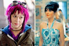 Which Famous Manic Pixie Dream Girl Are You? Ramona Flowers Hair, Manic Pixie Dream Girl, Teenage Dream, Book Girl, Gilmore Girls, Aesthetic Fashion, Pink Hair, Girly Girl, Dyed Hair