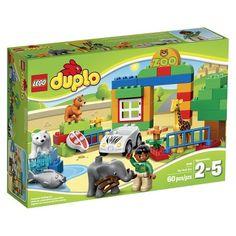 $24.99 a lego duplo set LEGO® DUPLO® My First Zoo 6136