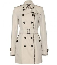 ShopStyle: Burberry London QUEENSLAND TRENCH COAT