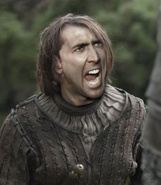 Nic Cage Stars In Game Of Thrones - Neatorama
