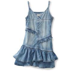 Diesel Girls 7-16 Demitri Dress $115.00