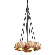 The Globe Collection Pendant Light - Copper | Industville