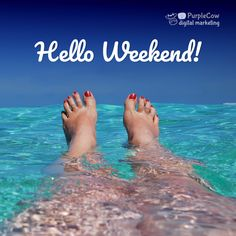 #TGIF Have a great weekend! What are you up to this weekend? #relax