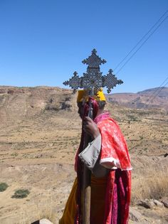 Ethiopian Priest - But without faith it is impossible to please him: for he that cometh to God must believe that he is, and that he is a rewarder of them that diligently seek him.