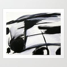 Music Notes Art Print by CjosephART - $17.00