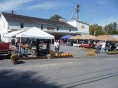 Wednesday is #marketday @ Mount Jackson Farmers Market in Virginia noon - 6pm http://www.farmersmarketonline.com/fm/MtJacksonFarmersMarket.html