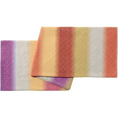 Missoni Home Sumiri Throw - 159 ($455) ❤ liked on Polyvore featuring home, bed & bath, bedding, blankets, multi, striped throw, woven throw blanket, striped blanket, chevron blanket and chevron throw blanket