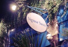 delicious food and warm Mediterranean atmosphere...Signor Sassi London