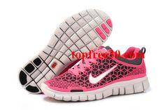 topfree30.com for nikes 50% OFF - Womens Nike Free 6.0 Pink White Shoes