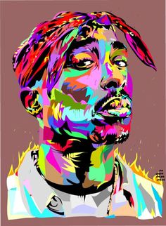 2pac pop art - Google Search