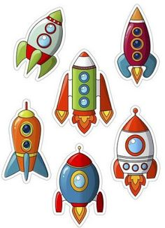 Space Party, Space Theme, Cartoon Spaceship, Space Preschool, Preschool Library, Unicorn Diy, Space Classroom, Diy And Crafts, Crafts For Kids