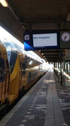 Station Alkmaar, Nederland