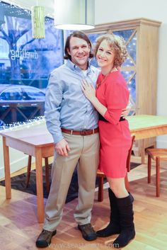 Preview party: Joseph & Katie Thompson from @jwtwoodworks  photo: Sea Star Arts Photography
