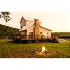 Escape to Blue Ridge Cabin (Thanks Nikki for posting)