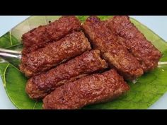 Serbian Recipes, Baking Classes, Romanian Food, Antipasto, Meat Recipes, Food Videos, Sausage, Food And Drink, Appetizers