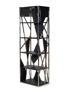 Spider's Web Single Bookcase by Four Hands at Gilt