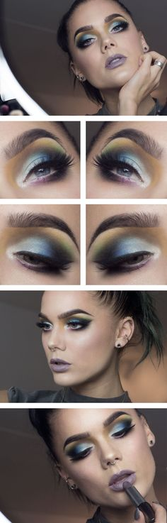 Linda Hallberg - colors