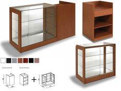 vitrinas de madera para negocios - Buscar con Google