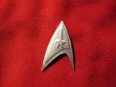DIY Star Trek Command Badge for the premiere of the new movie!