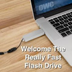Are Your Ready For A Really Fast Flash Drive?