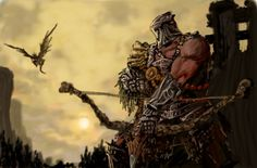 The 4 Knights of Gwyn » A BLOG TO THE PAST