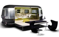 Mini airstream surfing caravan!! YES PLEASE!!!
