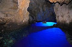 Croatia-The Blue Cave