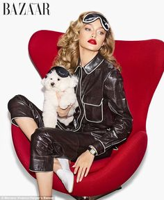 Suffering: Gigi Hadid revealed to Harper's Bazaar that suffering from Hashimoto's disease,...
