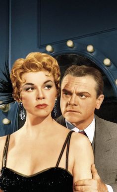 Doris Day and James Cagney