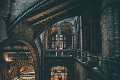 reminds me of the moving staircases at Hogwarts in the Harry Potter books by J. Harry Potter Aesthetic, Slytherin Aesthetic, Hogwarts, Dark Souls, Story Inspiration, Book Photography, Draco Malfoy, Hermione, Oeuvre D'art