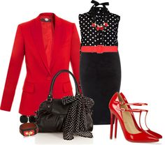 """""""Sunday church flow...."""" by htimss ❤ liked on Polyvore"""