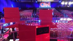 CNN's broadcast of the Democratic debate can be viewed in virtual reality Tuesday night if you have the special headsets.CNN produced a virtual reality version of the debate telecast, marking the first time that a news event was live-streamed to the Samsung GearVR headset.