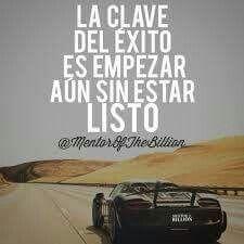 No esperes el momento, porque nunca llegará. Crealo y hazlo realidad!!! #anabelycarlos #clavesdelexito #Dreams2016