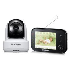 $200   Has voice recognitio stuff Samsung SafeVIEW Baby Monitoring System - $199.99