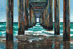 Pier One by Frances Marino