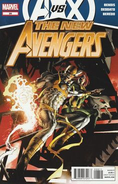 The New Avengers # 26 Marvel Comics ( 2012 ) Vol 2
