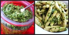 PROUD ITALIAN COOK: Time to Make the Pesto!  http://www.prouditaliancook.com/2010/09/time-to-make-pesto.html