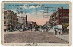 Postcards - United States # 529 - South Side, Omaha, Nebraska