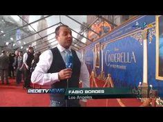 Cinderela ganha nova versão nos cinemas
