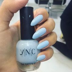 Como eu amo azul 💅🏼 #ync