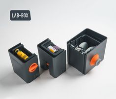 Developing your own 35mm or 120 film at home almost always requires a darkroom, but LAB-BOX wants to change all that. The new 'multi-format daylight-loadin