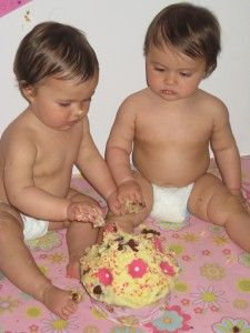 Adrian and Colby Cake Smash