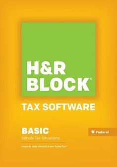 H&R Block Tax Software Basic 2014 Win [Download] - Guidance for all your personal tax situations. Federal forms. Step-by-step interviews guide you through a customized experience relevant to your tax situation. Everything you need to prepare your federal taxes in one complete program. System Requirements : Platform: Windows 7 / Vista / 8 / XP... - http://ehowsuperstore.com/bestbrandsales/software/hr-block-tax-software-basic-2014-win-download