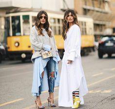 Musas de la moda de España❤