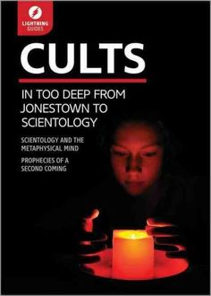 Cults: In Too Deep From Jonestown to Scientology explores 20th and 21st Century cults and the 1960's American culture by which many of them were birthed. From Then Manson Family to The Ripper Crew to