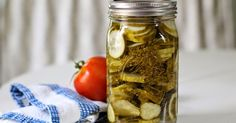 Shannan Martin Writes: Blue-Ribbon Amish Dill Pickles